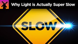 Why the Speed of Light is Actually Horribly Slow thumbnail