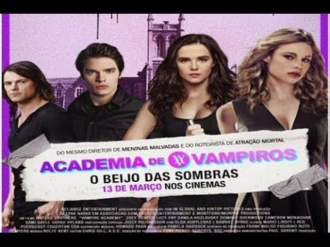 Cr�tica de Cinema - Academia de Vampiros: O Beijo das Sombras