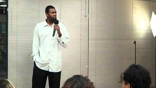 Bookworm Bakery & Cafe Presents Comedy Night 04_13_2012 Video 2.MP4