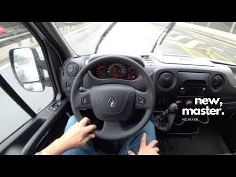 Renault  Master Фургон класса M - тест-драйв 3