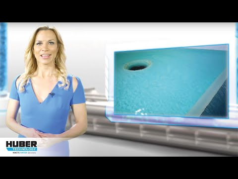 Video: HUBER Solutions for Industrial Wastewater and Waste Treatment