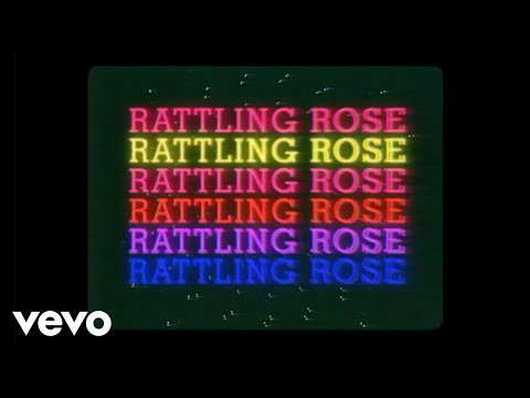 Noel Gallagher's High Flying Birds - Rattling Rose (Official Lyric Video)