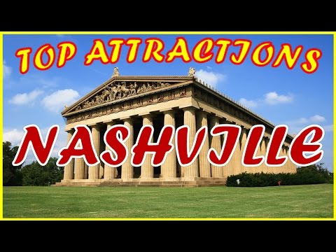 Video Visit Nashville, Tennessee, U.S.A.: Things to do in Nashville - The Music City