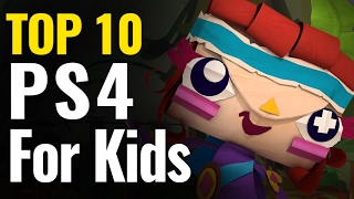 Top 10 PS4 Games for Kids   ESRB Everyone