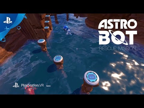 ASTRO BOT Rescue Mission - Evolving Gameplay Trailer | PS VR thumbnail