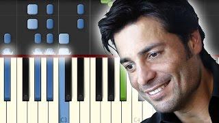 Tiempo de Vals / Chayanne / Piano Tutorial