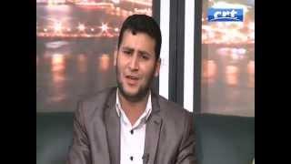 ايات عن الصوم للقارئ  محمود مختار علي قناةcrtالفضائيه