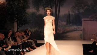 Claire Pettibone Bridal Gowns | Spring 2012 Runway Video