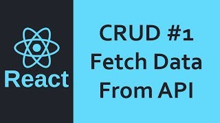 React Js Tutorial in Hindi #15 CRUD #1 Get or Fetch Data From API