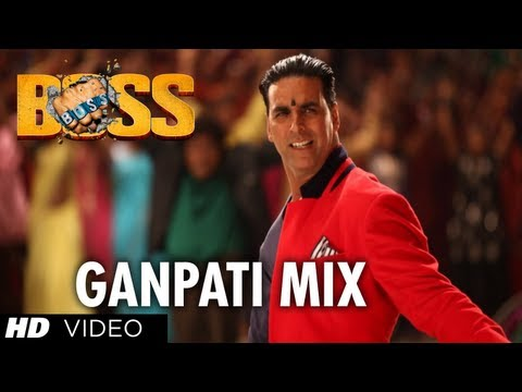 Boss Ganpati – Mix