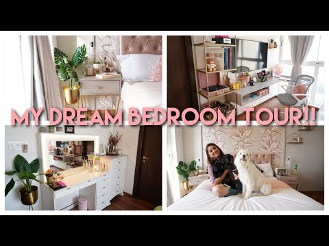 My Dream Bedroom Tour | Aashna Shroff