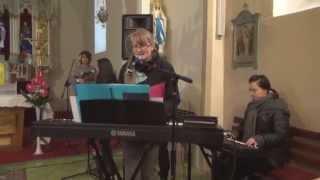 preview picture of video 'Duchu Svätý volám príď - Duchovná obnova v Sklabinej - Mikuláš 2014'