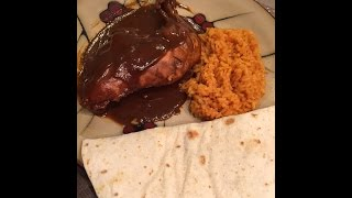 Traditional Chicken Mole (Dona Maria)