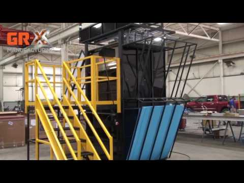 Automatic Depalletizer (full-height pallets) Depalletizer sold by GR-X Manufacturing