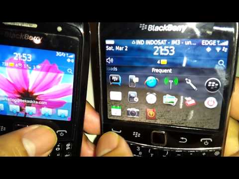 Blackberry 9930-Montana