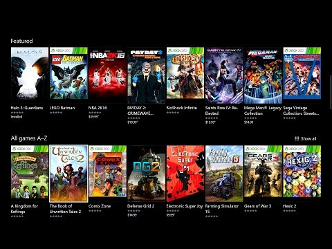 Xbox Live Gold Members Have Access To 'Game Pass' From Today