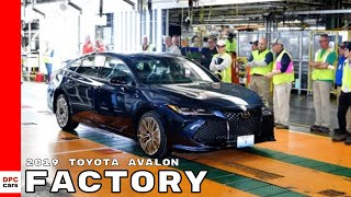 2019 Toyota Avalon Factory