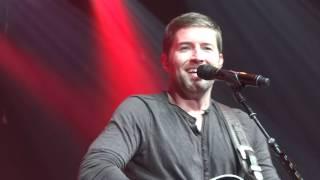 Josh Turner in Gstaad (CH) 9/12/14 - Backwoods Boy