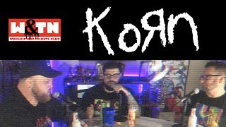 Korn The Greatest Nu Metal Band The Nothing Review Band Nerds