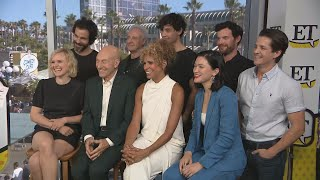 Comic-Con 2019: 'Star Trek: Picard (Full Interview)