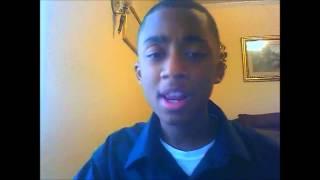 "Lil Trey- Anthony Hamilton ""Pray For Me"""