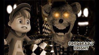 PROTOTYPE DEVOURS CHIPMUNK || FredBears Fright Gameplay (FNAF) Night 1/3