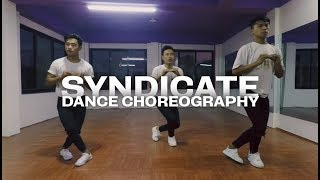 Bipul Chettri - Syndicate | Dance Choreography | The Creators