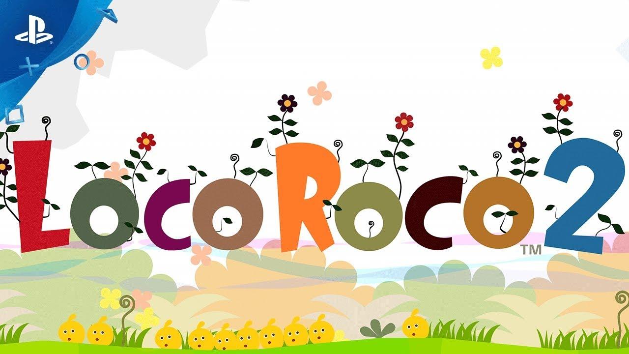 LocoRoco 2 Remastered Chega ao PS4 Hoje