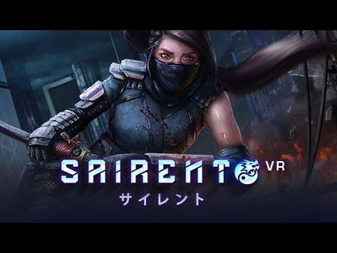 Sairento VR Launch Announcement Trailer thumbnail