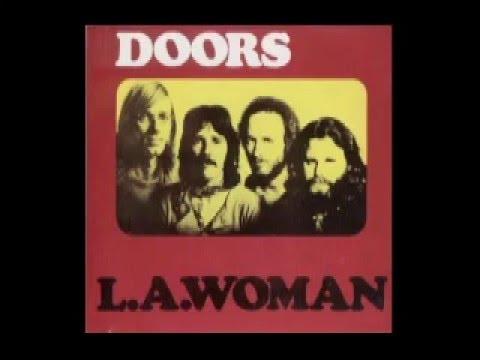 New The Doors L.A Woman 1971 Classic Mens Vintage Concert Band T-shirt