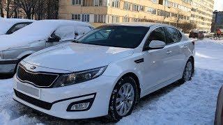 Kia Optima 2.4! Хит продаж вторички в  бюджете около 1 млн. рублей! Куда плывут зазоры!?