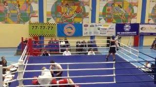 Самый лучший нокаут в любительском боксе!!!!