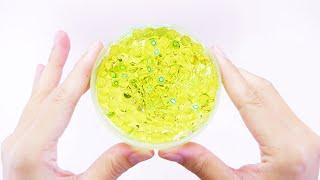 【ASMR】ポッピングボバスライム 韓国スライム Korean Slime【音フェチ】