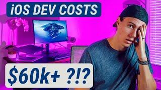 iOS Development Costs Me THIS 😳