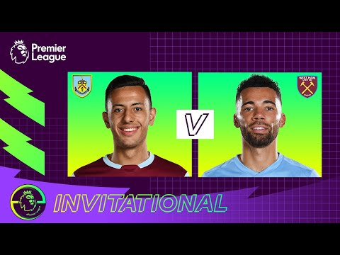 McNeil vs Fredericks | Burnley vs West Ham | ePremier League Invitational | Round 1 | FIFA 20