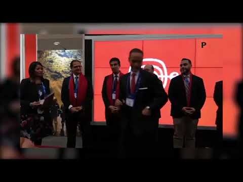 PDAC 2019: Inauguración del Pabellón Peruano