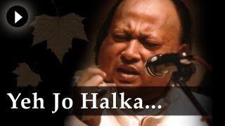 Nusrat Songs - Ye Jo Halka Halka Suroor Hai - Nusrat Fateh Ali Khan - Live In Concerts