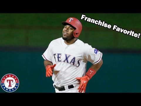 Elvis Andrus Texas Rangers Career Highlights