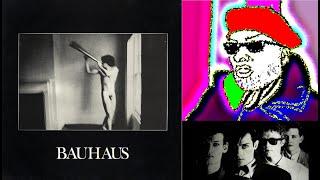 """Bauhaus - """"Dive"""" / """"Dark Entries"""" (1980) Reaction"""