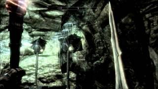 Skyrim Dawnguard PS3 #12 Filling The Initiate's Ewer