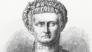 Death of Tiberius, Caius appointed Agrippa King of the Jews, Herod Exiled