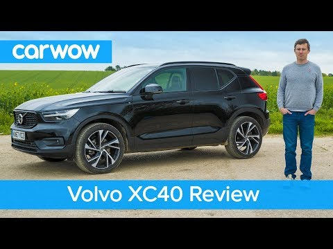 Volvo XC40 SUV 2019 In-depth Review | Carwow