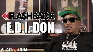 "Flashback: E.D.I. (Outlawz) Gives Full Song Breakdown of 2Pac's ""Hit 'Em Up"""
