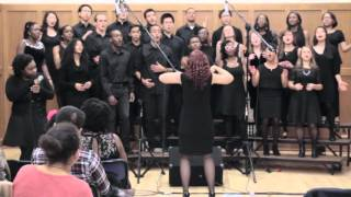Withholding Nothing Medley - YGC Winter Concert 2015
