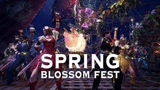Trailer Festival Fiori di Primavera
