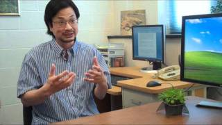 Faculty conversations: Sheng Yang He