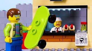 LEGO City Fail (COMPILATION) STOP MOTION LEGO Theme Park, Arcade & More | LEGO City | Billy Bricks