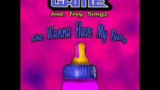 Game ft. Trey Songz - She Wanna Have My Baby (Alternative Album Cover)