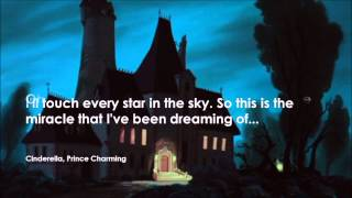 Top 10 quotes from Cinderella 1950