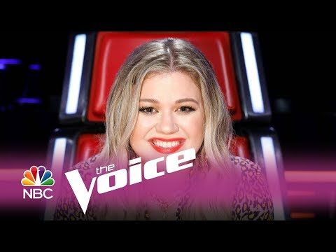 The Voice 2017 - Kelly Clarkson on The Voice (Digital Exclusive)